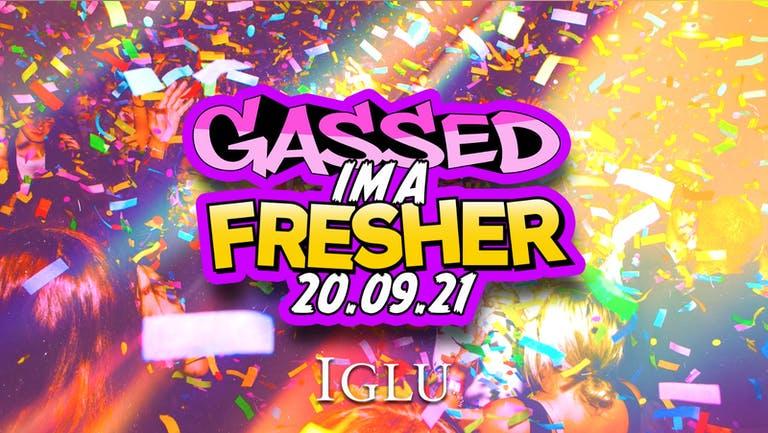 Gassed Mondays - Gassed I'm A Fresher - 20/09/21