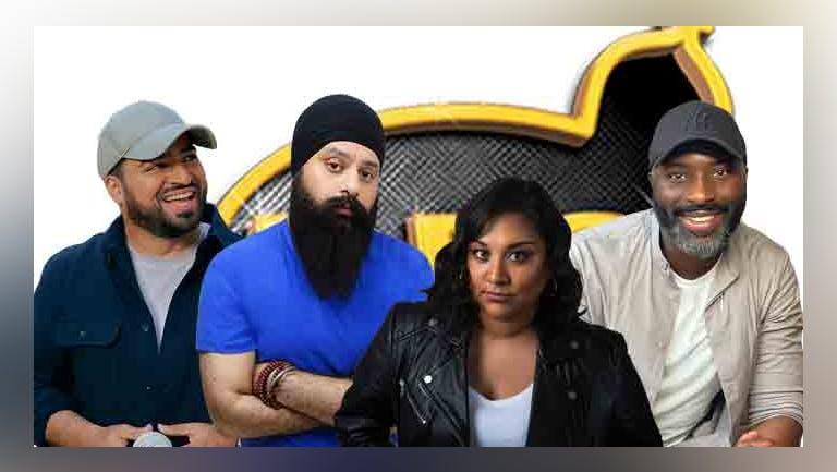 Desi Central Comedy Show - Crawley