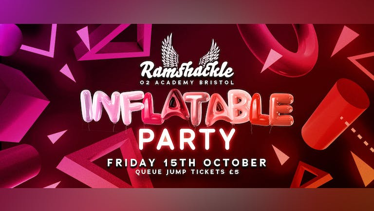 Ramshackle Inflatable Party