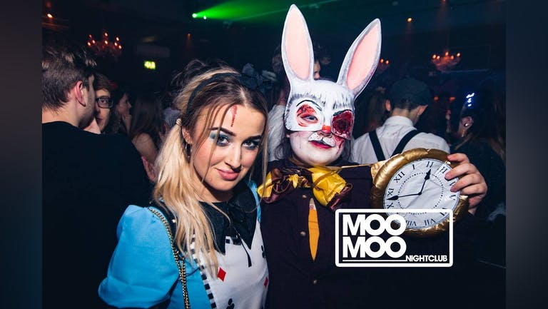 GET ON IT Saturdays Halloween Special At MooMoo 30th October Guestlist!