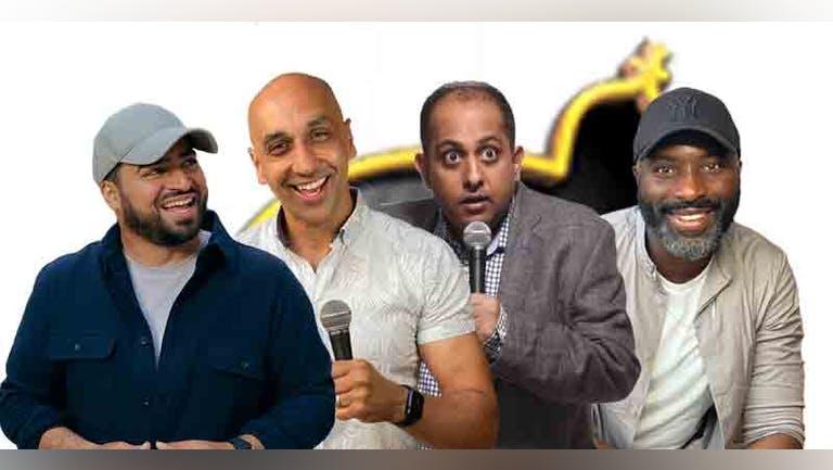 Desi Central Comedy Show - Wolverhampton