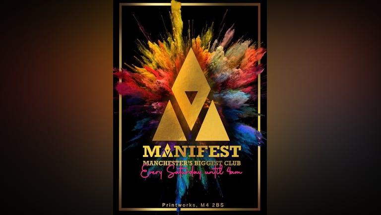 MANIFEST Saturdays