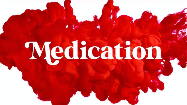 MEDICATION HIPPIE CHICK