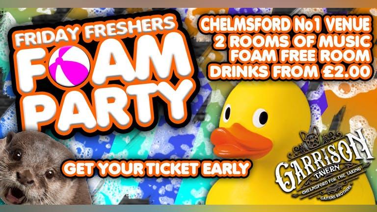 FRESHERS  Foam Party Festival 2021