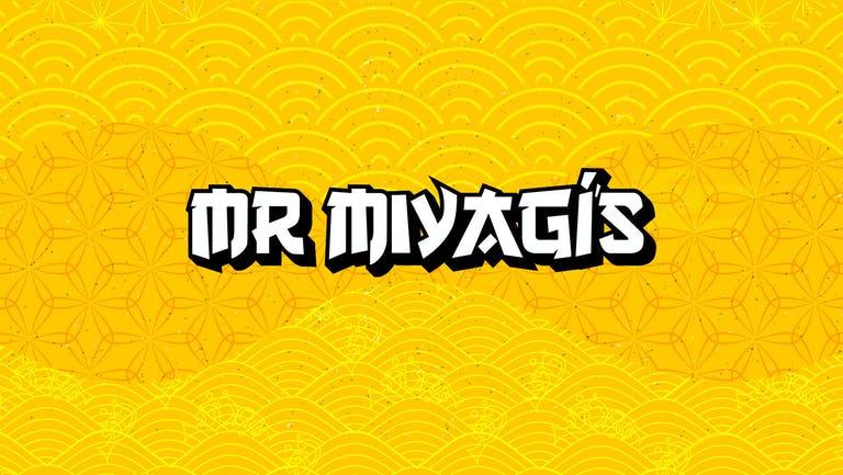 Miyagis linked with Astoria disco garden Wednesday, Portsmouth's mid-week party