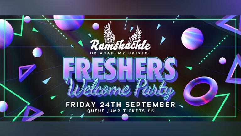 Freshers Welcome Party ft Jonasu (Live)
