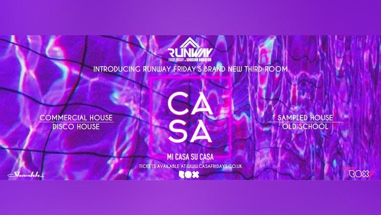 Casa Fridays • 24/09/21