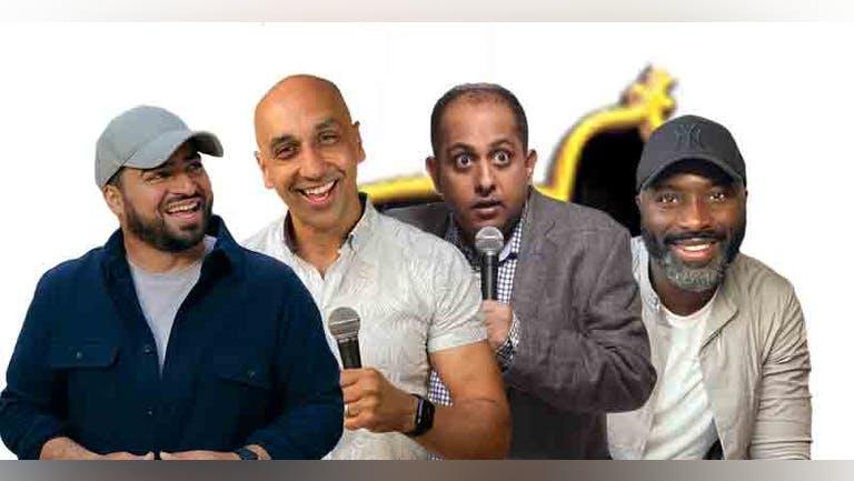 Desi Central Comedy Show - Birmingham