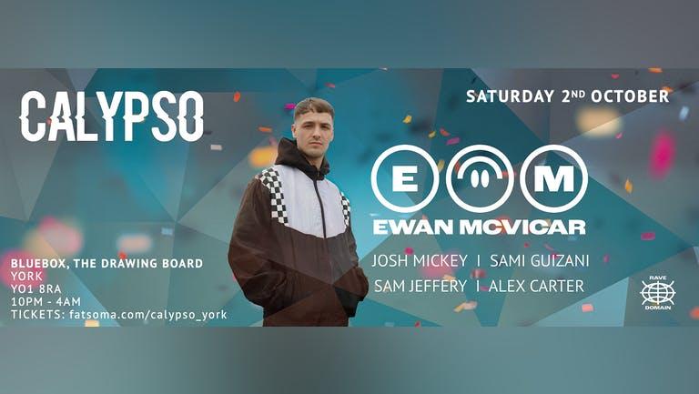 Calypso Presents Ewan McVicar